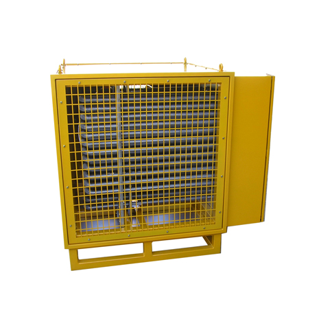 Air Duct Heaters And Equipment For